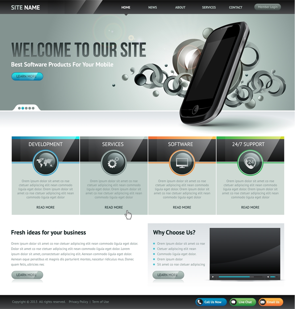 Website Design Professional Web Graphic Designers Web Pages Designing Online